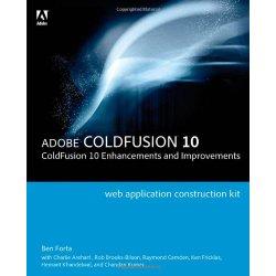 ColdFusion 10 Application Development Kit