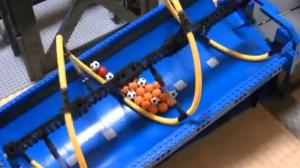 Lego Ball Contraption