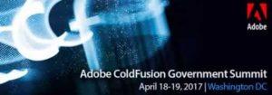 Adobe ColdFusion Government Summit