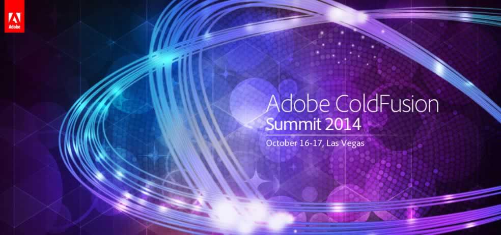 ColdFusion Summit 2014